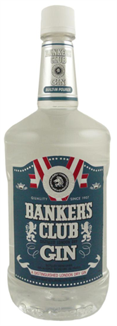 Bankers Club Gin 80@